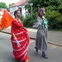 Chinbrook Meadows Parade 2018